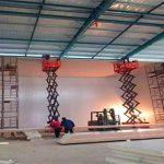 galeri proyek - PEMBANGUNAN PT. AICE - NGORO