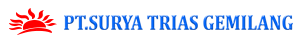 logo surya trias gemilang slide