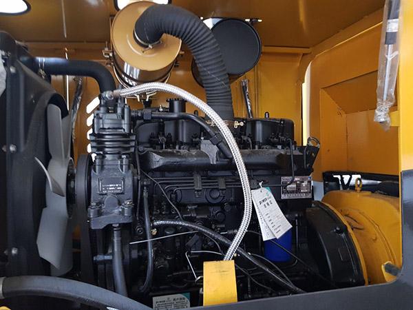 surya trias gemilang wheel loader