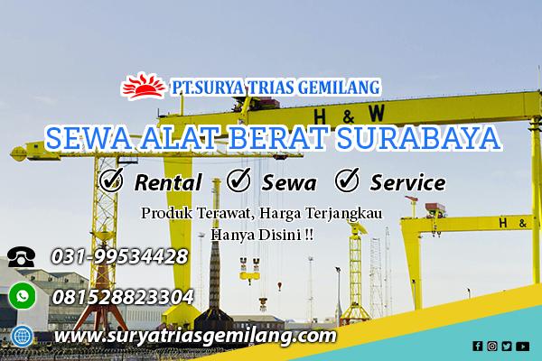 Sewa Alat Berat Surabaya